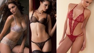 Natalia Andrade Looks Super-Hot in Lise Charmel Lingerie Photo Shoot – Part.2