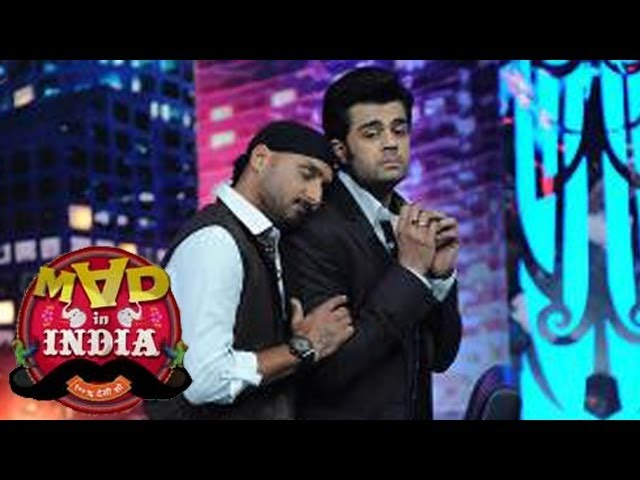 Mad In India : Harbhajan Singh on Holi Special Episode | EXCLUSIVE PICTURES