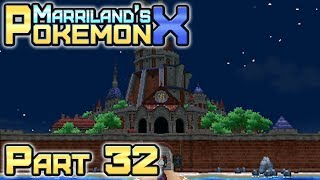 Pokémon X, Part 32: Tower Of Mastery!