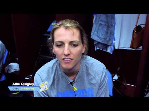 Derek Spallone Chicago Sky May 25, 2014 Post Game Report