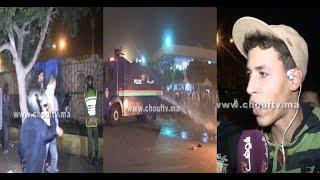 بالفيديو:أول تصريح من أمام محطة ولاد زيان بعد فوضى المهاجرين الأفارقة..شوفو أشنو السبب | بــووز