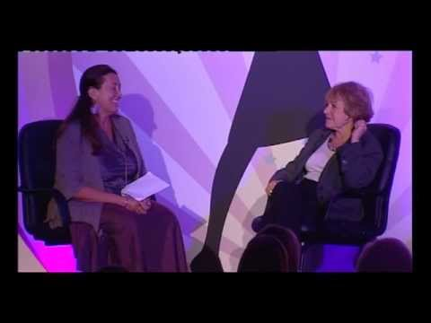 Women 1st Conference 2013 - Margaret Hodge MP MBE in conversation with Lynne Franks