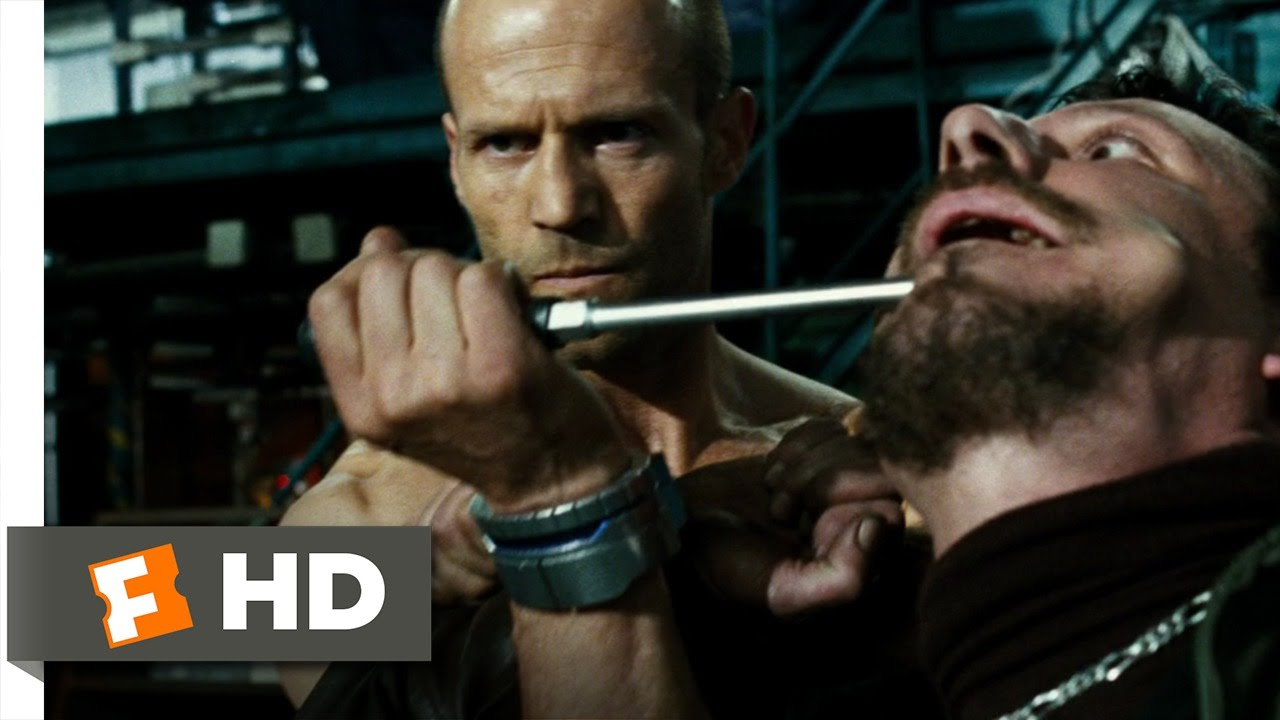 transporter 3 210 movie clip garage royale 2008 hd