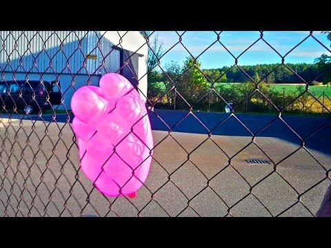 EXPERIMENT: Water Balloon Power ShockWave