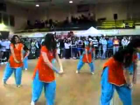Gc University  Faisalabad  girls Dance on party ( GCUF.TK)