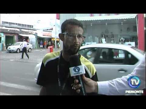 Especial Itaberaba 135 Anos! Qual Seu Presente para Itaberaba? 4 Boquinha - TV Piemonte