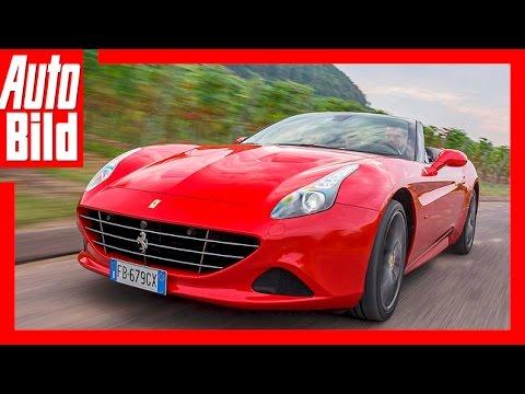 Fahrbericht: Ferrari California T HS / 2016 / Handling Speciale oben offen / Review / Test