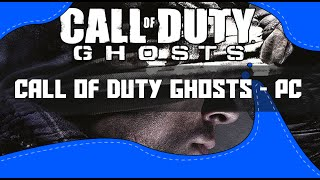 [Tutoriel] CALL OF DUTY GHOSTS
