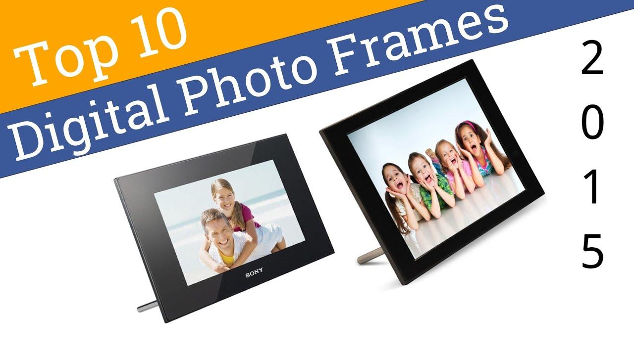 Amazoncom  Apzka 8Inch HD Digital Photo Frame with