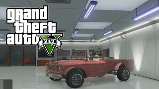 GTA 5 Online: How To Get Trevor's Truck (Canis Bodhi