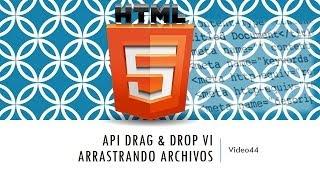 Curso de HTML 5. Parte 44