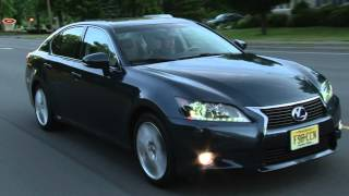 Lexus GS 450h roadtest (english subtitled) videos