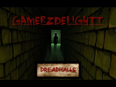Horror Games: Dread Halls - Face Reveal with Oculus Rift! (FrenchyPopsicle) | INSANE REACTION VIDEO!