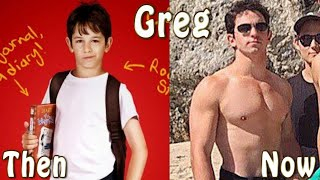 Diary of a Wimpy Kid ★ Then And Now