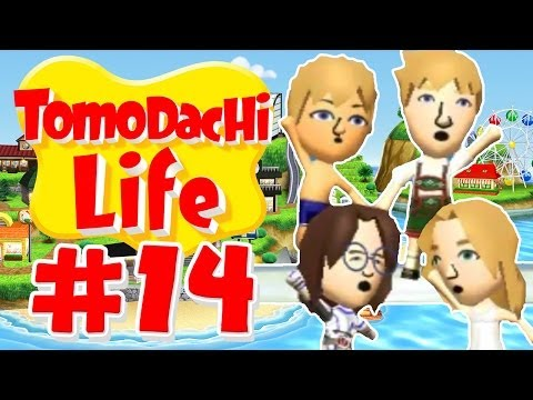 Tomodachi Life - A Tasty Quest Begins! - Part 14