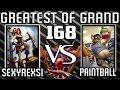 Smite Greatest of GrandMasters 168 Neith vs Bacchus
