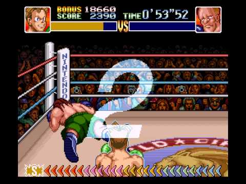 Super Punch-Out!! - Gameplay - User video