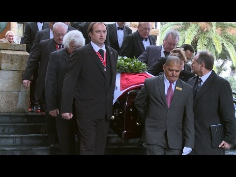 An emotional farewell to Mario Ambrosini