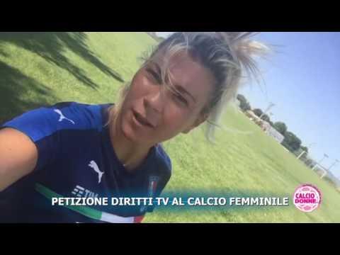 PETIZIONE: DIRITTI TV AL CALCIO FEMMINILE