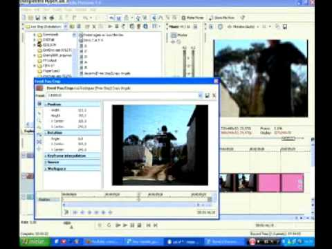 Tutorial de Como Editar Videos de Free Step