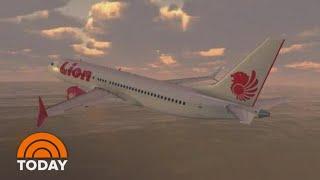 Lion Air Crash: 'Black Box' Data Reveals Pilots' Struggle To Regain Control Of Flight   TODAY