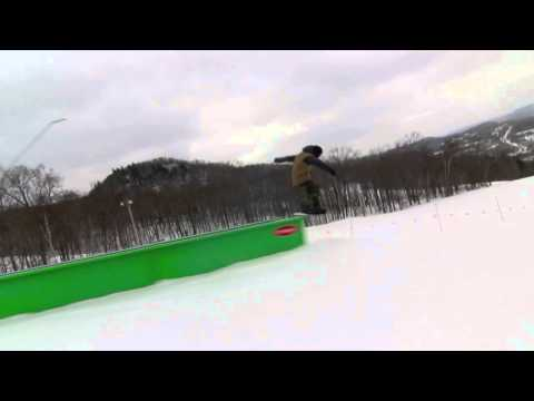 A Day in Tremblant with Simon Gervais