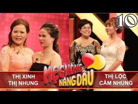MẸ CHỒNG - NÀNG DÂU | Tập 10 FULL | Thị Xinh - Thị Nhung | Thị Lộc - Cẩm Nhung | 200517