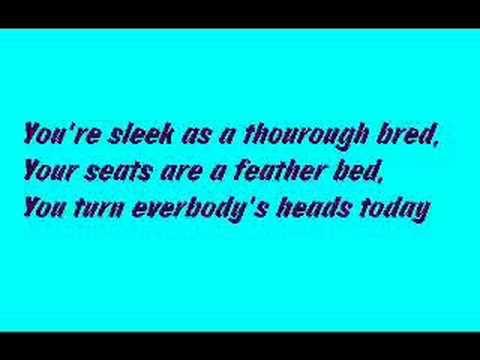 chitty bang bang song lyrics