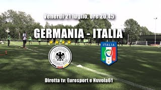 Women's EURO 2017, è il giorno di Germania-Italia