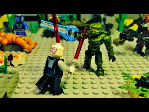 Lego Halo vs Star Wars 6