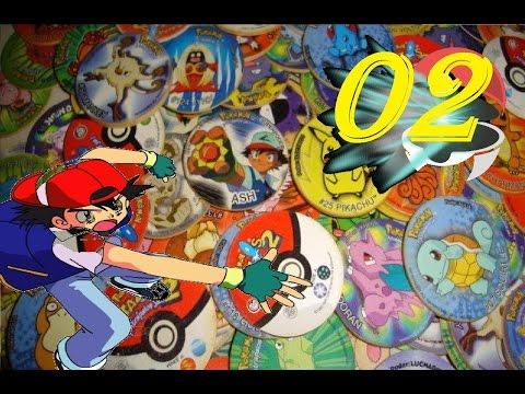 Coleccion: Los 150 Taps Pokemon PARTE 2