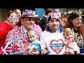 Royal superfans express joy and excitement at royal baby news