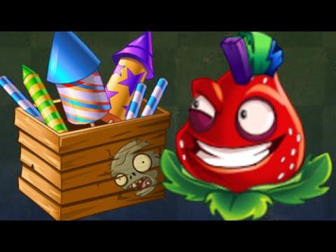 Plants vs. Zombies 2 -  FIREWORKS VASEBREAKER! (Summer Nights)