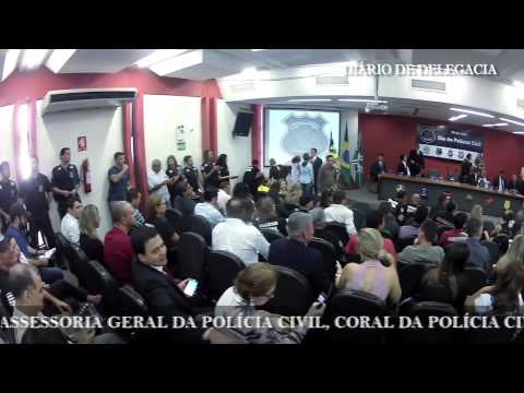Dia do Policial Civil de Goiás, 9 de Maio.