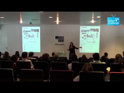 Gloria Molins, Founder and CEO at Trip4Real | Lisbon Challenge Tourism Day