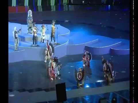 Шоу Дикий Запад в Дубае. - ОАЭ 2013