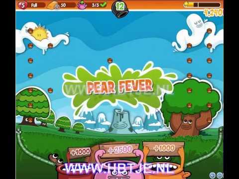 Papa Pear Saga level 1
