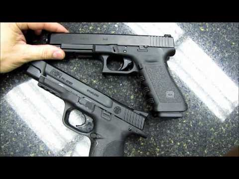 Glock 34 vs. S&W M&P Pro Series (Part 1)>Glock 34 vs. S&W M&P Pro Series (Part 1)