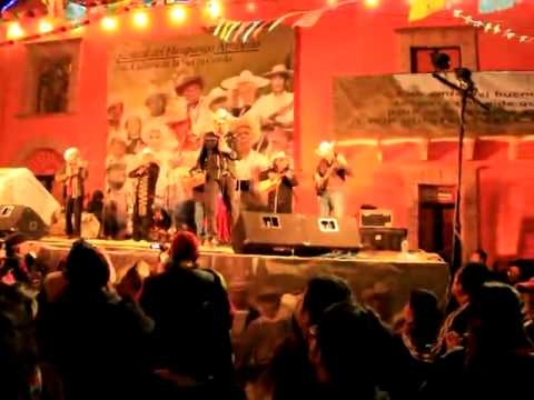 Festival del Huapango Arribeño, Xichu, Gto