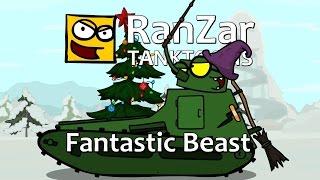 Tanktoon - Fantastické monstrum
