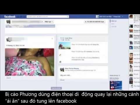 Tung clip quan hệ với bạn gái lên Facebook bị lĩnh án 4 tháng tù giam