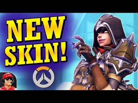 LEAKED New Sombra SKIN! - Blizzcon 2018 Legendary Skin (Overwatch News)