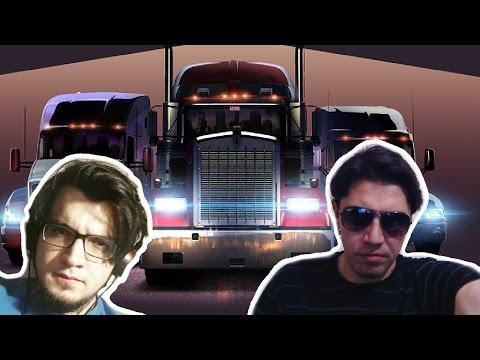 APAÇİLİK YAPTIK! - American Truck Simulator