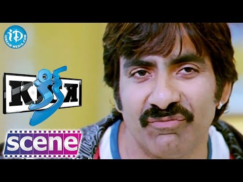 Kick Movie - Ravi Teja, Brahmanandam, Ileana Best Comedy Scene