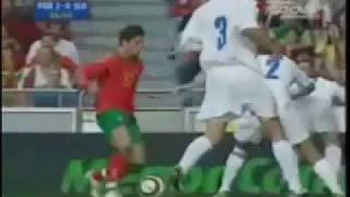 Melhores Dribles De Cristiano Ronaldo