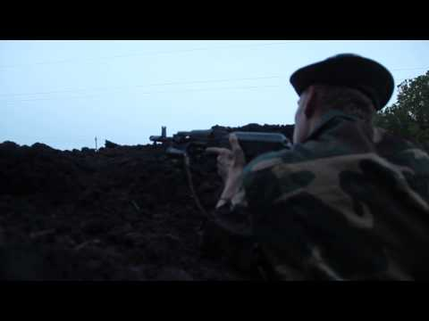 From the Slavyansk Trenches - Self-Defence Poised