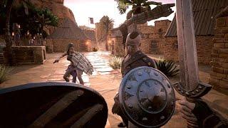 Conan Exiles - Pre-Alfa Játékmenet Trailer