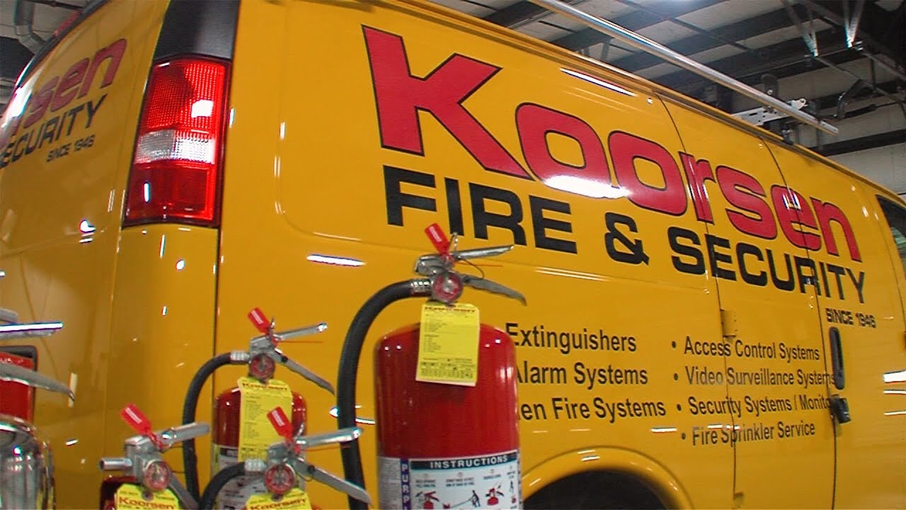 Featured Segment – Koorsen Fire & Security