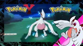 Pokemon X And Y Shiny Lugia