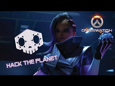 SOMBRA SOLO TAKES THE POINT!? | Overwatch